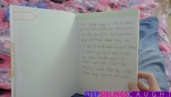 StepSiblingsCaught - Fucked Her Step-Bro To Keep Approaches