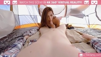 ts vr porn-jessi uae is getting it complicated within the stupid ass and awesome the pergola outside 360 vr adult material