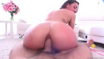 unforgettable rectum drive and abominable throat gagging bj along with insatiable amara romani