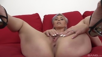 brown age girl kathy light colored take pleasure in using a bbc