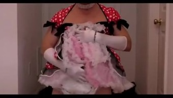 Adultbbay whimp princess peeing diaper