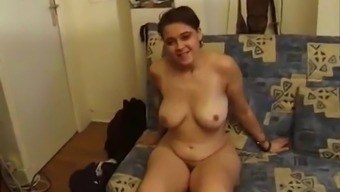 Big tits French language Blond Casting by TROC