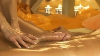 Blonde Woman Gives The most beneficial Turkish Massage session To effectively Her Lover