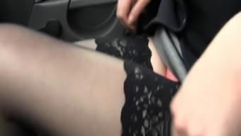 Britain hooker Empty contributes by using herself within a layby within the auto
