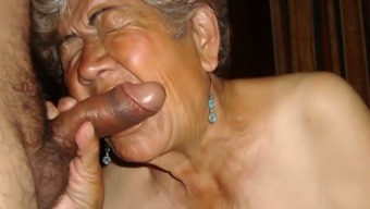 Majority of these grannies aren't reserved and that they prefer to do kinky elements