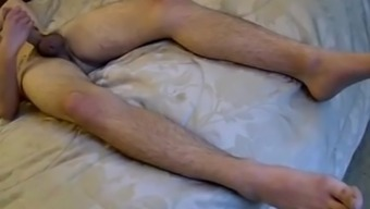 Young adult undressed slavery boy joyful A Toe of the feet Making out