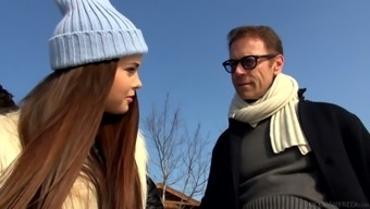 Rocco Siffredi looks to give Victoria Summers the most beneficial sex of their life span