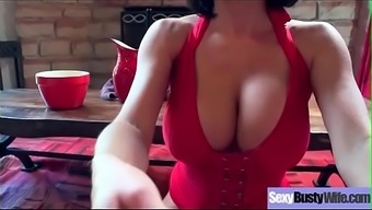 Extreme Sex Arena With the use of Big tits Homemaker (Veronica Avluv) clip-29