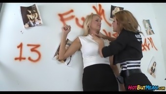 Surprising her with a Lesbian Experience