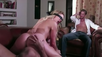 MILF Hotwife Rests Her New Bull
