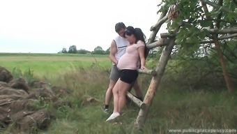 Gorgeous is going to have a baby girl is perverted as hell and needs to fuck outdoor