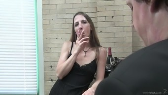 Drink Mom Gives Head Within the POV