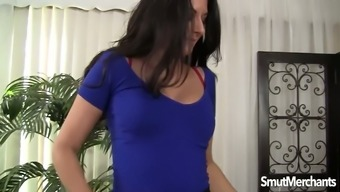 Nikki Daniels is in the mood for some classic one on one sex and she's hot
