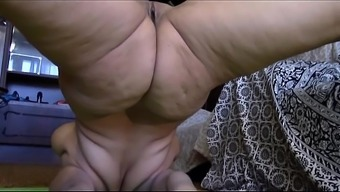 sagging titties and exposed qi gong