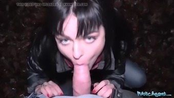masses service provider street hard cash for persuade and fuck on great thick cock