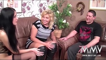 MMV Movie versions Creampie for Mature A language like german