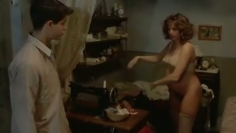 Teenager and milf movie star compilation