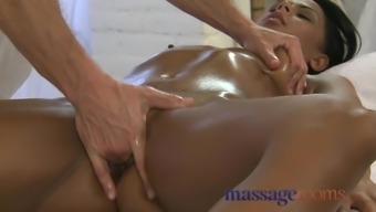 G-spots explode in orgasm after special deep treatments