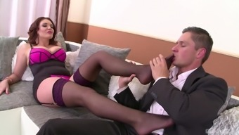 Tattooed stud additionally written Emma Leigh into felling by using him
