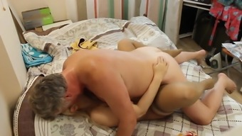 Sex in missionary position