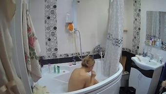 Hot XXX Secret Cams of Blondes Cycling Cocks
