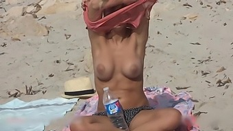 Beachspy Topless Teen Comp. 4