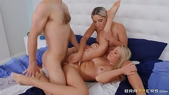 Go With The Flow Free Video With Zoey Monroe - BRAZZERS