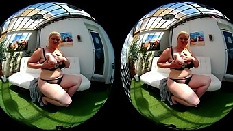 Anna in Anna - Horny Beast from the Country... - AmateurVR3D