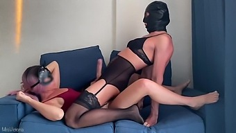 Best Of Femdom Pegging! Strapon And Cum Compilation
