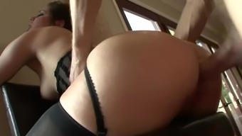 Bobbi Starr Warm Blonde Anus
