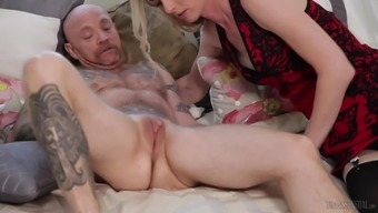 Mandy Mitchell is typically a girl utilizing a cock all set for a twisted act