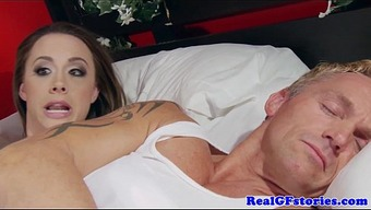 Homemaker assfucked by a late at night thief