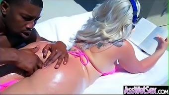 Anal passage Intense Worth By using Hooker Large Booty Oiled Love (Assh Lee) movie-06