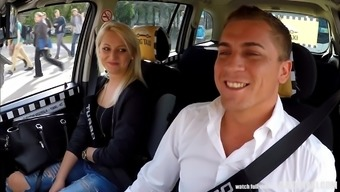 Fabulous The real world - Strangers Voyeurs Examining Czech TAXI