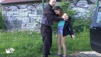 Teenager Date Learned And Fucked Outdoor And General public Newbie