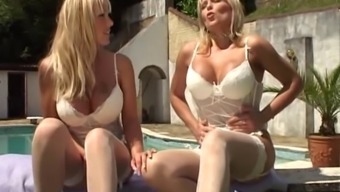 Grow older English twins fuck very difficult in seven means DP