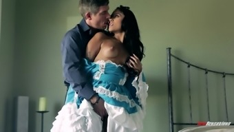 Giselle Mari And Mick Ivory Go Really Intense Pleasing A Fairyland