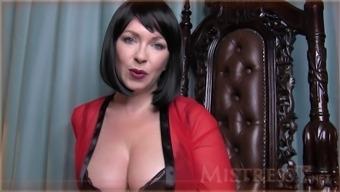 buxom girlfriend is in desperate need of a new new girlie man slave
