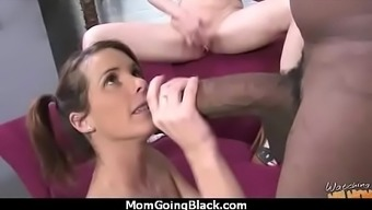 Cool Beautiful Mama Getting Black Cock thirty(30)