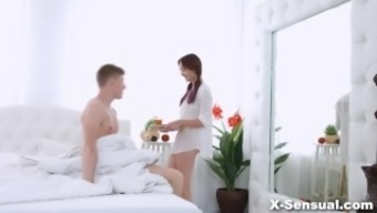 X-Sensual - Jennifer Can - Early morning cycle to effectively peak