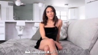 CastingCouch-X This Chloe amour lookalike would be the new harlot